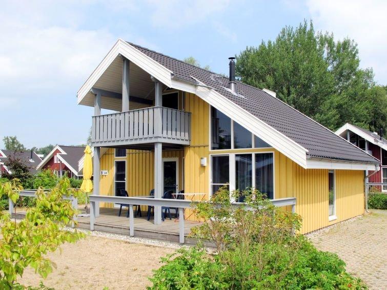 Ferienhaus Seeschwalbe Classic (MUZ341) in Müritz - 6 Personen, 2 Schlafzimmer, holiday rental in Granzow