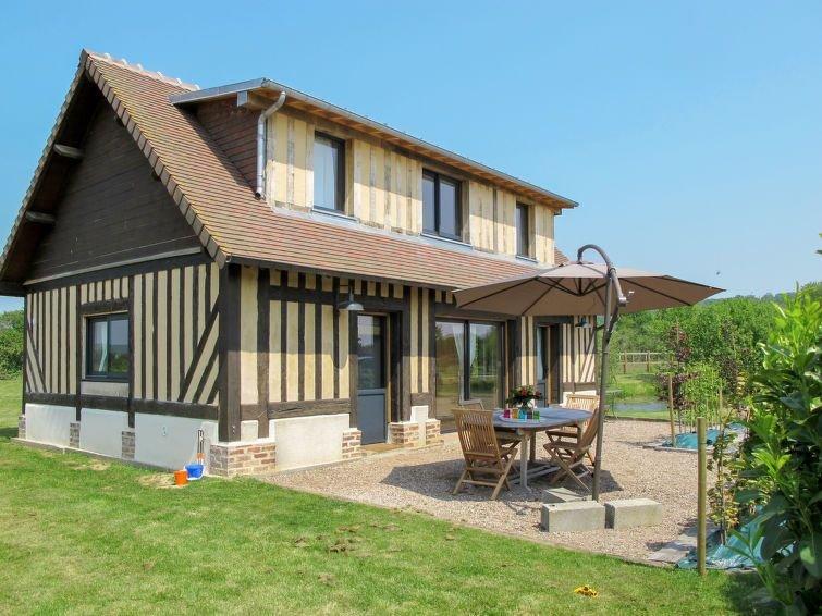 Ferienhaus L´Etang (CRB402) in Corbon - 6 Personen, 3 Schlafzimmer, vacation rental in Bonnebosq