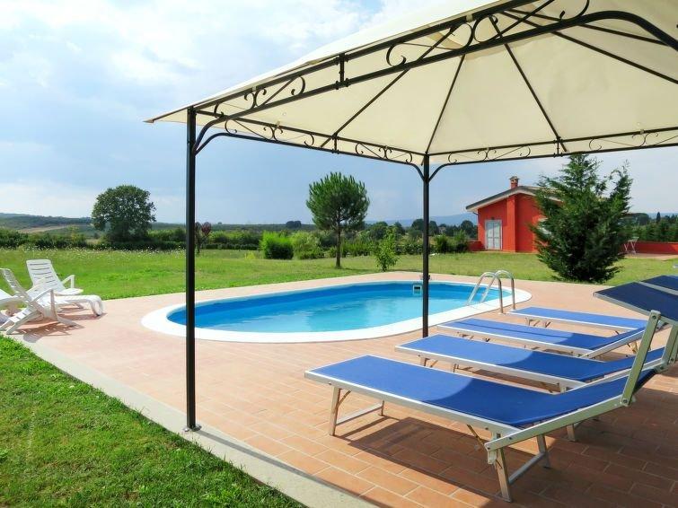 Ferienhaus Orto degli Elfi (LVC175) in Lago di Vico - 10 Personen, 4 Schlafzimme, vacation rental in Monterosi