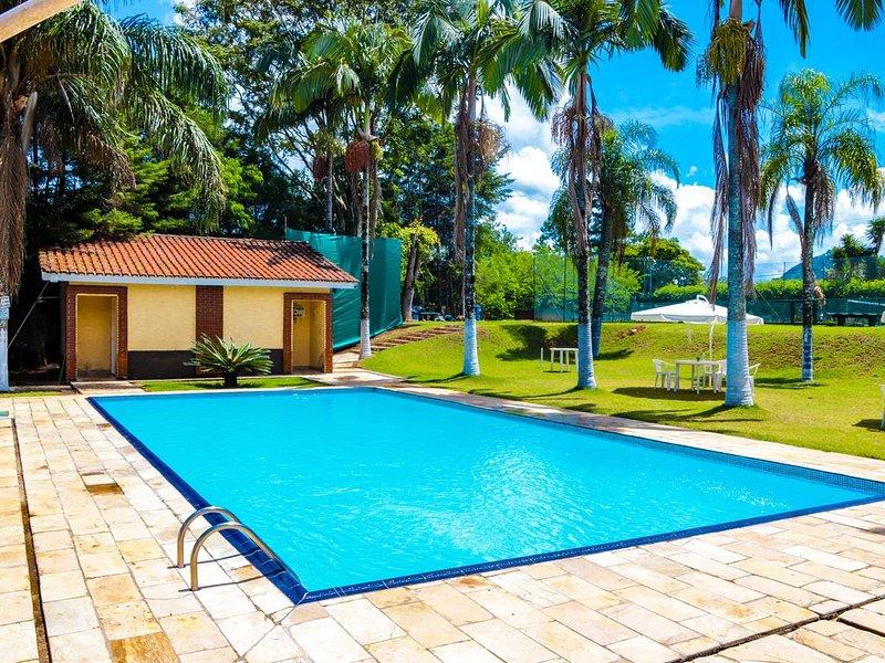 San Domingos Atibaia, location de vacances à Atibaia