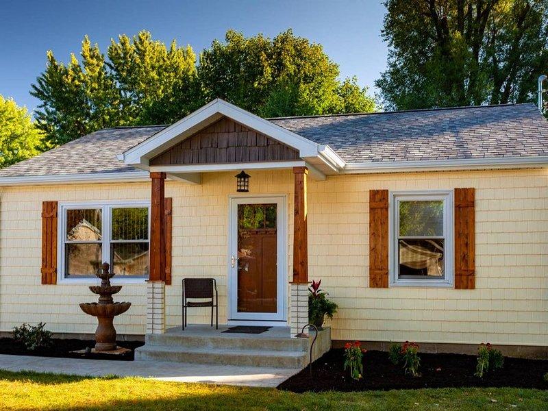 Sisters Cottage in the heart of Amish country, alquiler de vacaciones en Sullivan