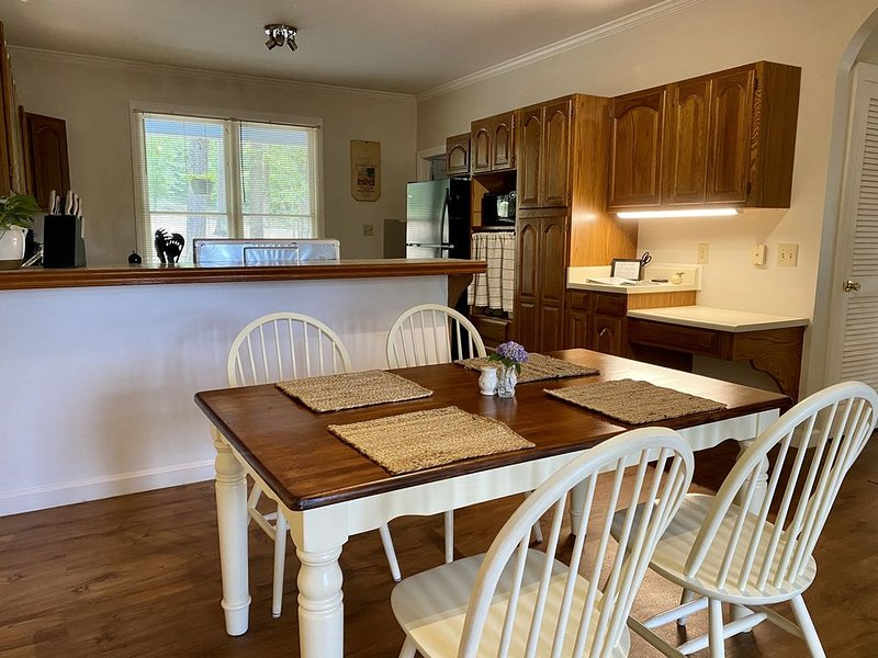 Located 10 Minutes from Downtown Aiken, vacation rental in Graniteville