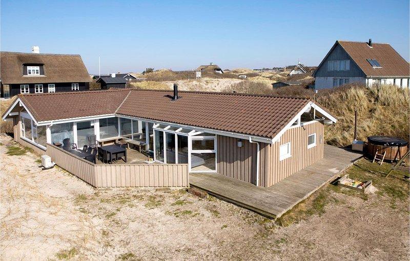 4 Zimmer Unterkunft in Saltum, Ferienwohnung in Saltum