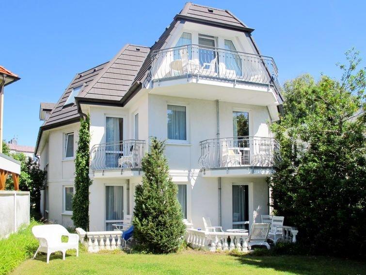 Ferienwohnung Duhnen (CUX161) in Cuxhaven - 3 Personen, 1 Schlafzimmer, casa vacanza a Duhnen