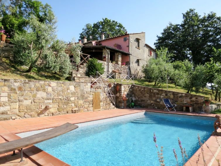 Ferienhaus La Casina (PAT205) in Prata - 11 Personen, 2 Schlafzimmer, holiday rental in Montieri