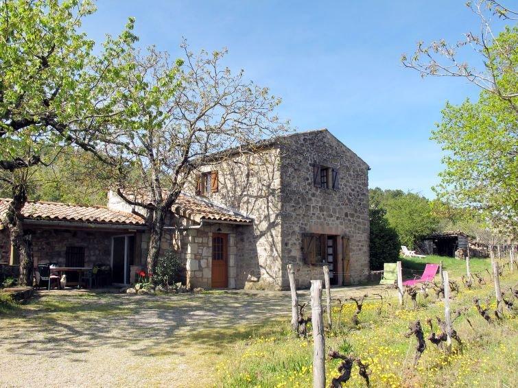 Ferienhaus Malbosc (SGB205) in Saint Genest-de-Beauzon - 4 Personen, 2 Schlafzim, casa vacanza a Payzac