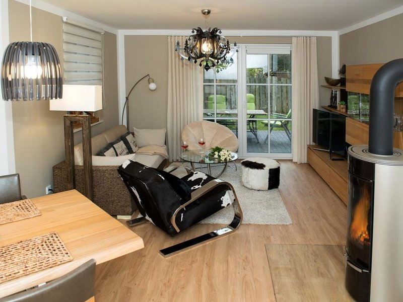 Apartment Stralsund, exclusives 5-Sterne Apartment für 4 Personen in Zingst, location de vacances à Zingst