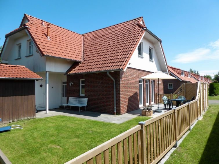 Vacation home Ferienpark Am Meer  in Burhave, North Sea: Lower Saxony - 6 perso, casa vacanza a Burhave