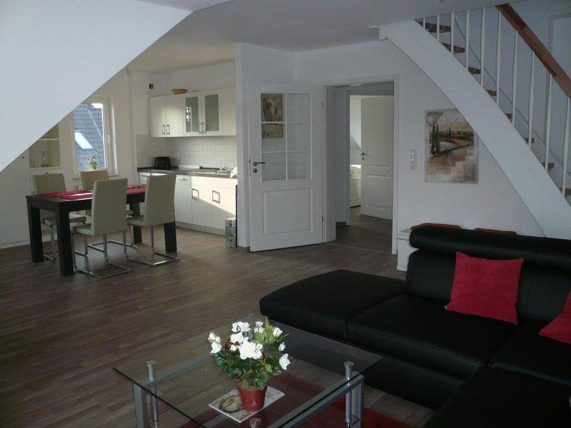 Wohnung 16 im 2. OG Haus Stranddistel, moderne Ferienwohnung für 4 Personen in Z, location de vacances à Zingst