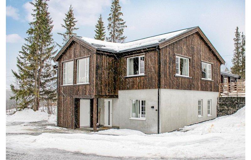 7 Zimmer Unterkunft in Hemsedal, holiday rental in Eastern Norway