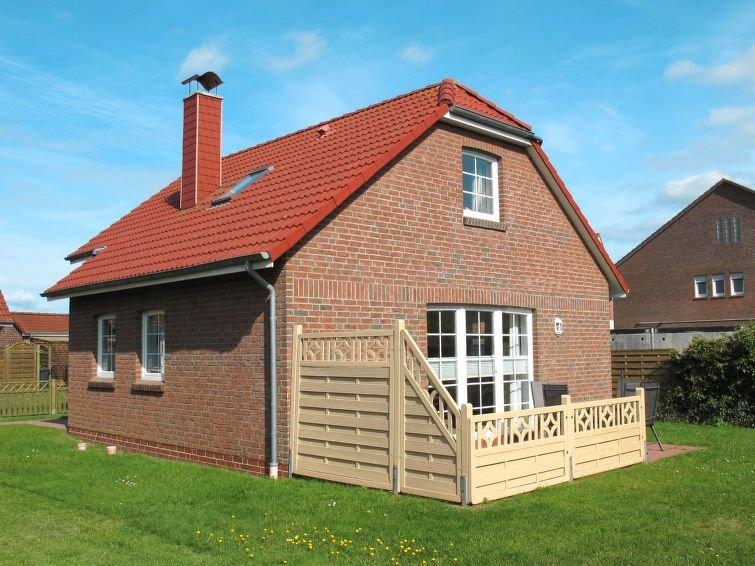 Ferienhaus Friesenperle (NDD156) in Norden - 6 Personen, 3 Schlafzimmer, alquiler vacacional en Norden