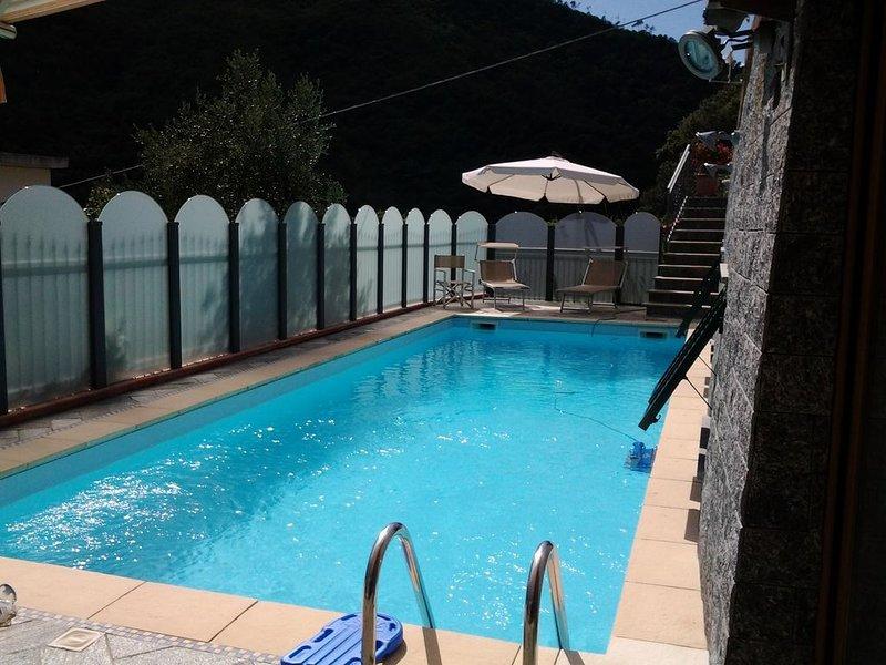 CASA  GOCCE DI CRISTALLO, holiday rental in Gameragna