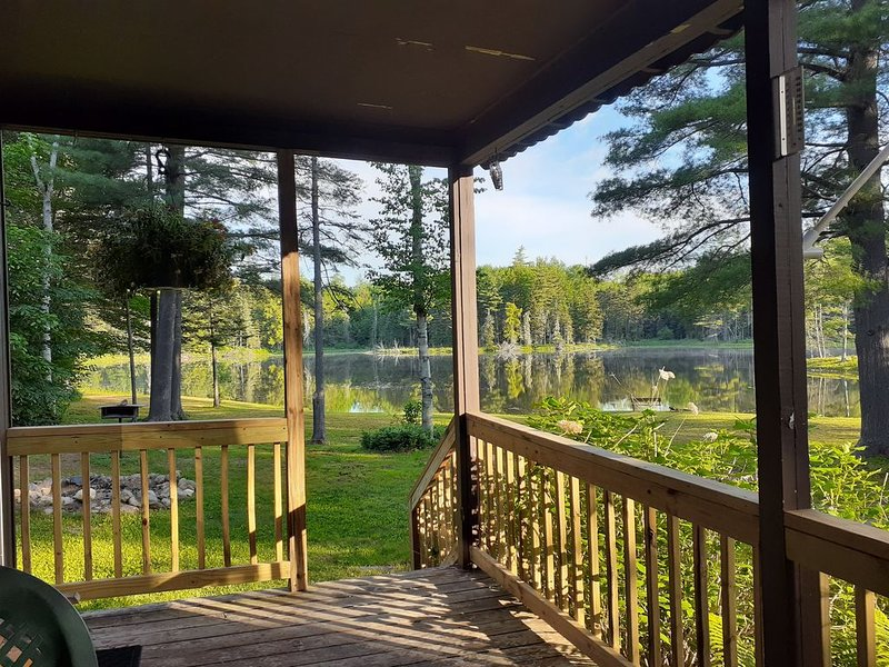 Adirondack Get Away Near Gore Mountain, holiday rental in Indian Lake