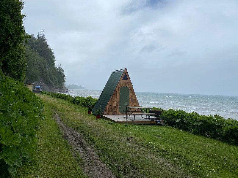 A-Frame Beach Shack S, vacation rental in Joyce