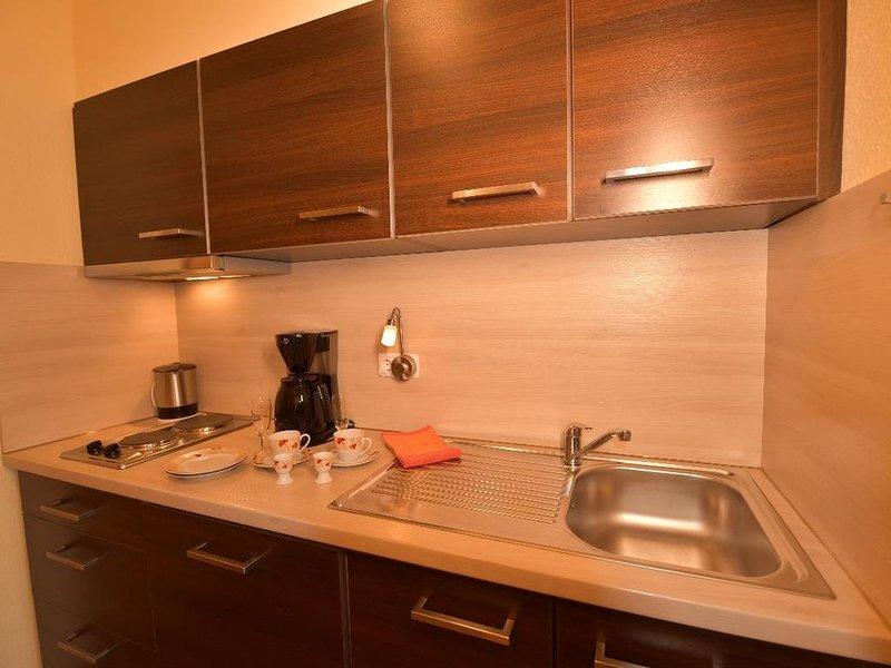 Neues ein Raum Appartement mit seperater Küche in Bad Füssing, holiday rental in Bad Griesbach im Rottal