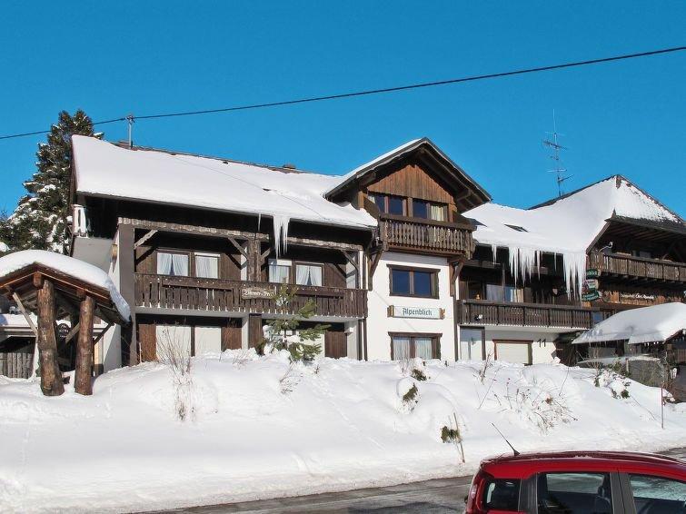 Ferienwohnung Alpenblick (SSE201) in Schluchsee - 5 Personen, 2 Schlafzimmer, vacation rental in Schluchsee