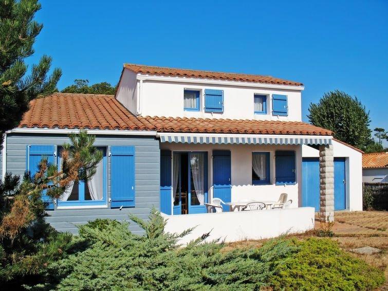 Ferienhaus Les Tourteaux (TSM200) in La Tranche sur Mer - 6 Personen, 2 Schlafzi, vacation rental in La Tranche sur Mer