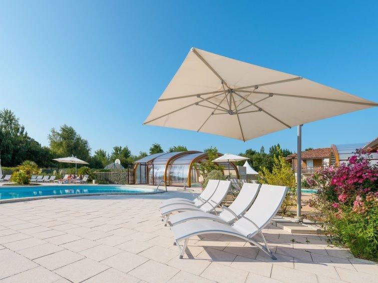 Ferienwohnung Les Cottages du Lac (PNS215) in Parentis en Born - 4 Personen, 1 S, vacation rental in Liposthey