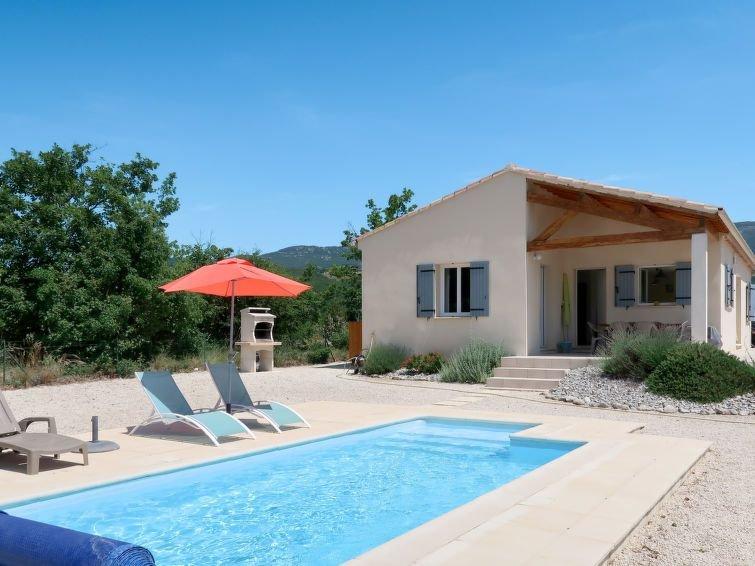 Ferienhaus Les Hauts de Jallia (NYS130) in Nyons - 6 Personen, 3 Schlafzimmer, holiday rental in Sahune