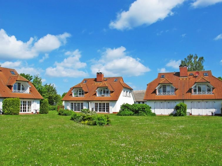 Apartment Achterwasserblick  in Zempin, Usedom - 4 persons, 1 bedroom, holiday rental in Zempin
