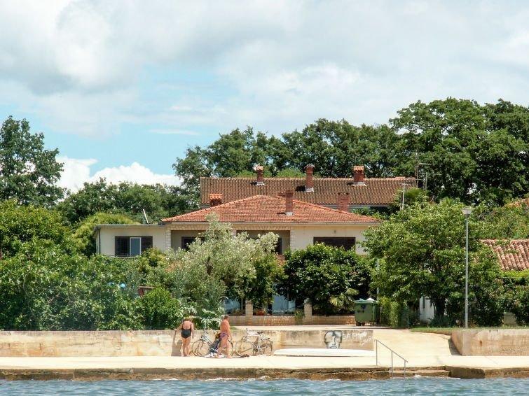 Apartment Haus Gojtan  in Novigrad, Istria - 5 persons, 1 bedroom, holiday rental in Karigador