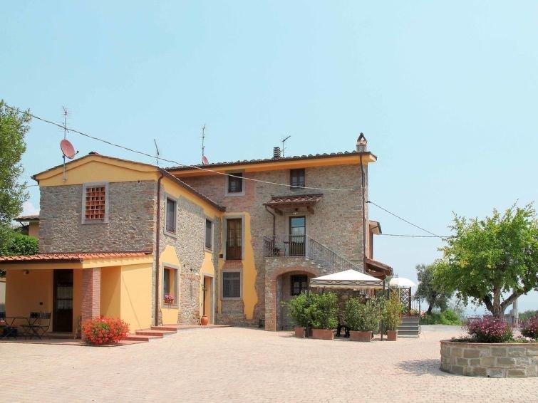 Ferienwohnung I Colletti - App. Luna (PCA160) in Pescia - 4 Personen, 1 Schlafzi, holiday rental in Luciani