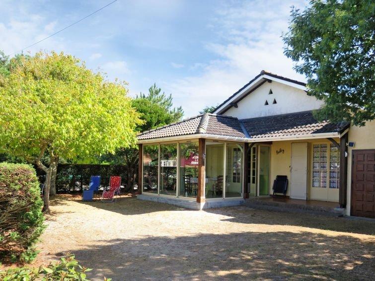 Ferienhaus La Côte d'Argent (MVT175) in Montalivet - 6 Personen, 3 Schlafzimmer, alquiler de vacaciones en Montalivet