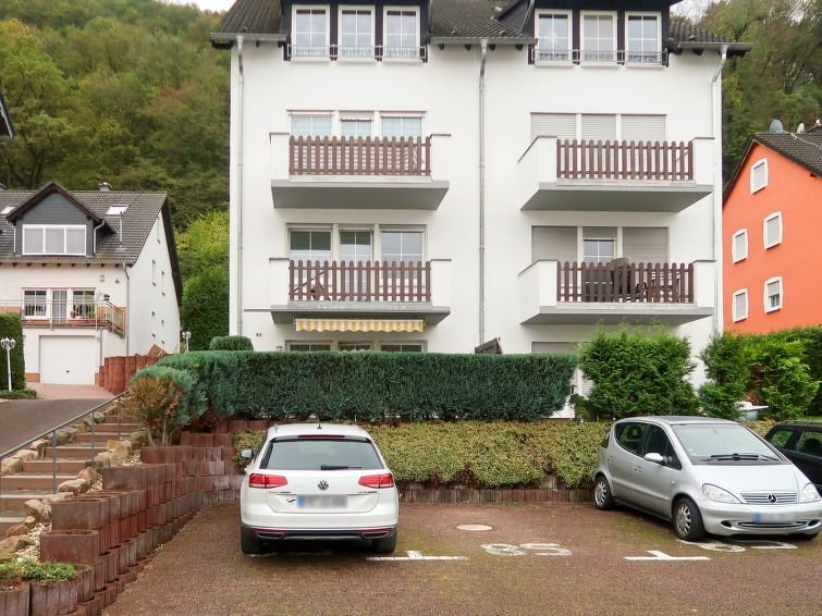 Ferienwohnung Rheintal (SGH100) in Sankt Goarshausen - 2 Personen, 1 Schlafzimme, vacation rental in Sankt Goarshausen