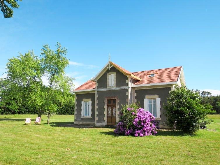 Ferienhaus La Grande Prairie (CCP125) in Carcans - 8 Personen, 4 Schlafzimmer, vacation rental in Carcans