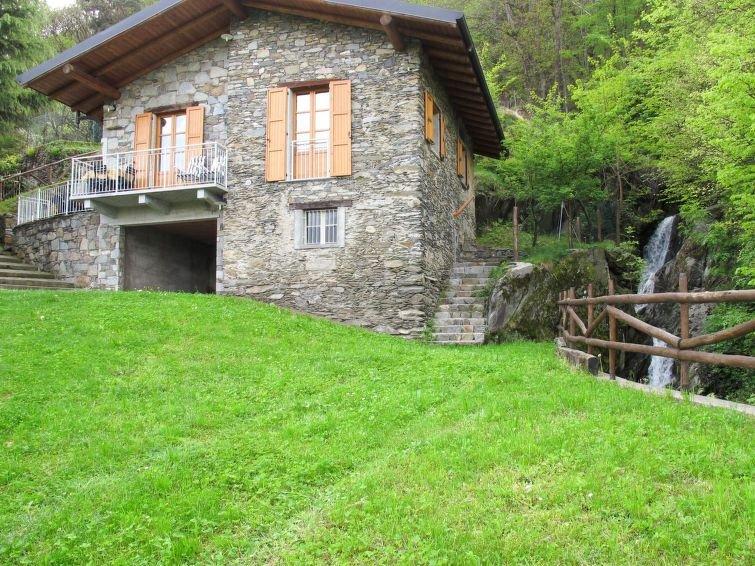 Ferienhaus Bragna (PLL310) in Pianello Lario - 4 Personen, 1 Schlafzimmer, vacation rental in Pianello del Lario