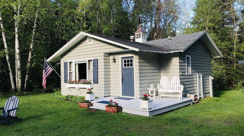 Harbor House Guest Cottage In The Heart Of Ephraim, alquiler de vacaciones en Ephraim