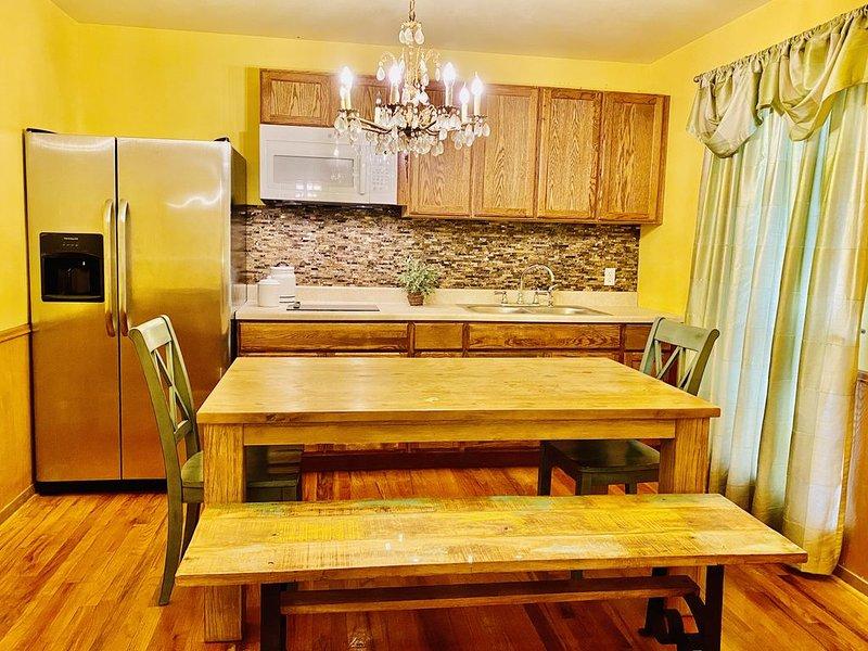 Cozy apartment/guest house near medical center, location de vacances à Missouri City