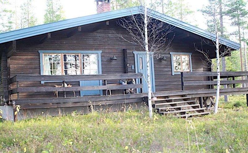 Trevlig stuga nära vandringsleder och hiking – semesterbostad i Jämtland and Härjedalen