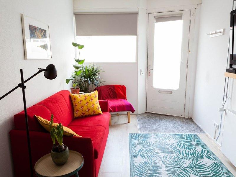Appartement Badhuisstraat Scheveningen, Ferienwohnung in Den Haag