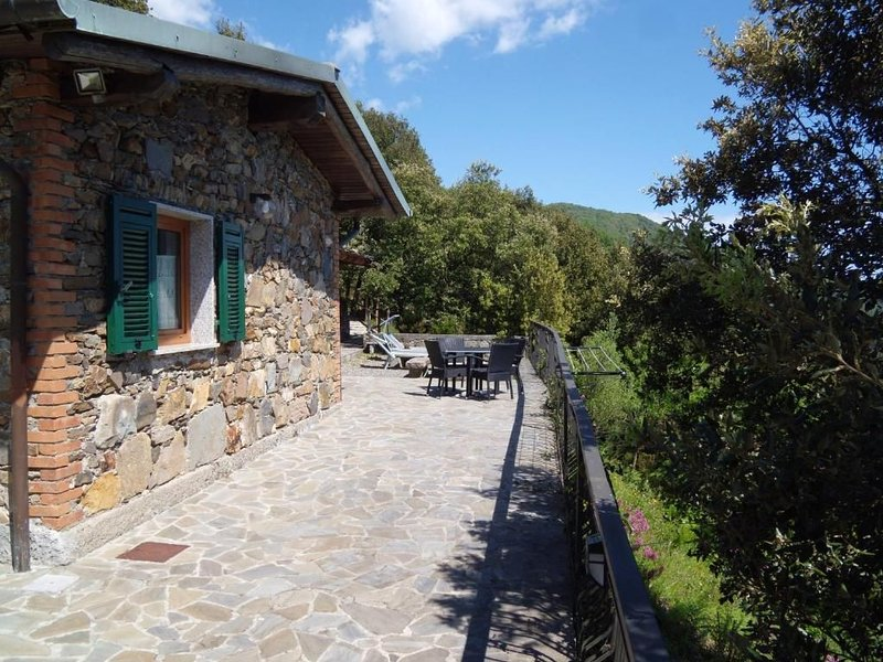 La Casetta nel Bosco, holiday rental in Vernazza