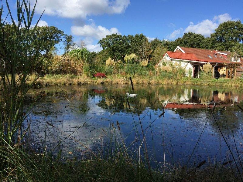 Eine kleine Oase inmitten der Natur, location de vacances à Wittmund