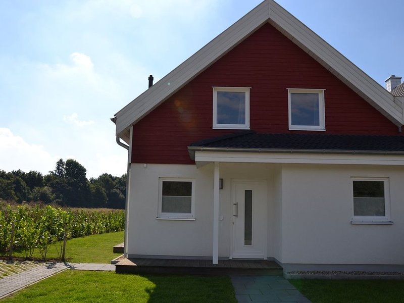 Ferienhaus Seerose 54, holiday rental in Mekkelhorst