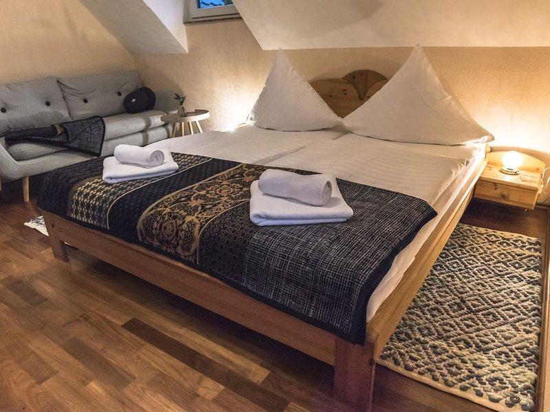 Wohnung Nr. 3 Ferienidyll 'An der Großen Wildbahn', location de vacances à Cottbus