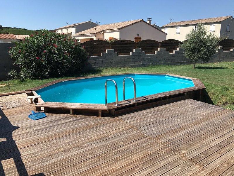 Maison 5 ch, holiday rental in Villarzel-du-Razes