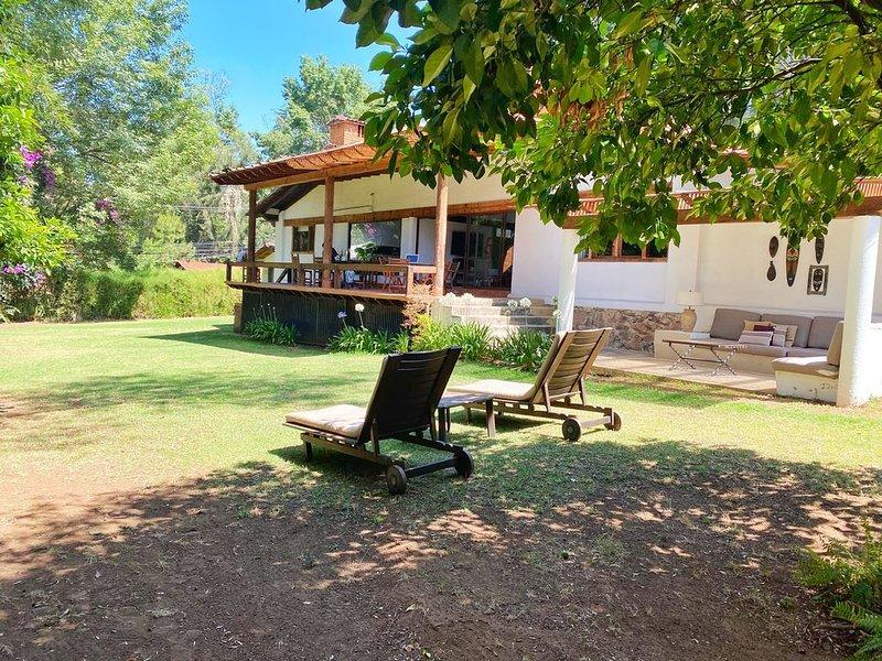 Casa Vallesana Avándaro, location de vacances à Valle de Bravo