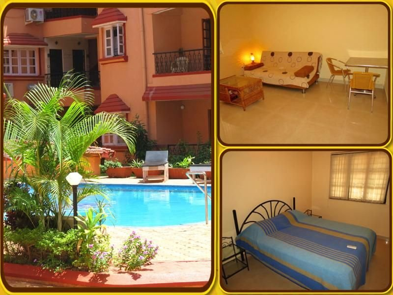 This beautiful location will warm your hearts and make your stay all the more pl, holiday rental in Saligao