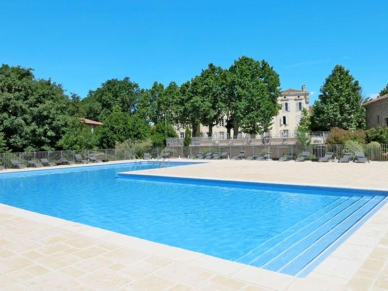 Ferienwohnung Le Château de Jouarres (HOM112) in Homps - 5 Personen, 2 Schlafzim, holiday rental in Escales