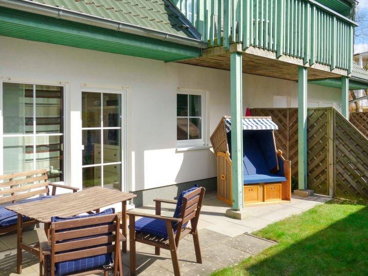 Ferienwohnung Am Küstenwald (KSW110) in Koserow - 4 Personen, 2 Schlafzimmer, location de vacances à Koserow