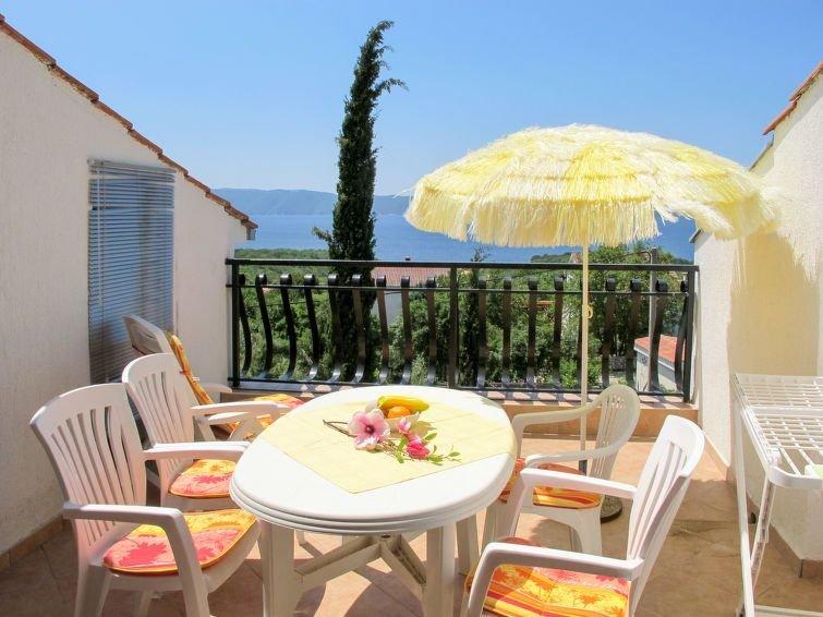 Ferienwohnung Dilly (KRK117) in Krk/Krk - 6 Personen, 2 Schlafzimmer, holiday rental in Njivice