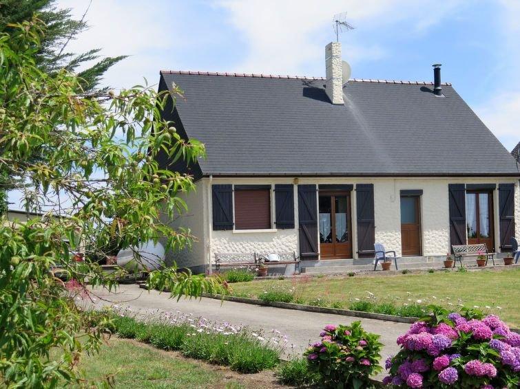 Ferienhaus Ferienruhe (SJA100) in Saint Jacut de la Mer - 6 Personen, 3 Schlafzi, holiday rental in Ploubalay