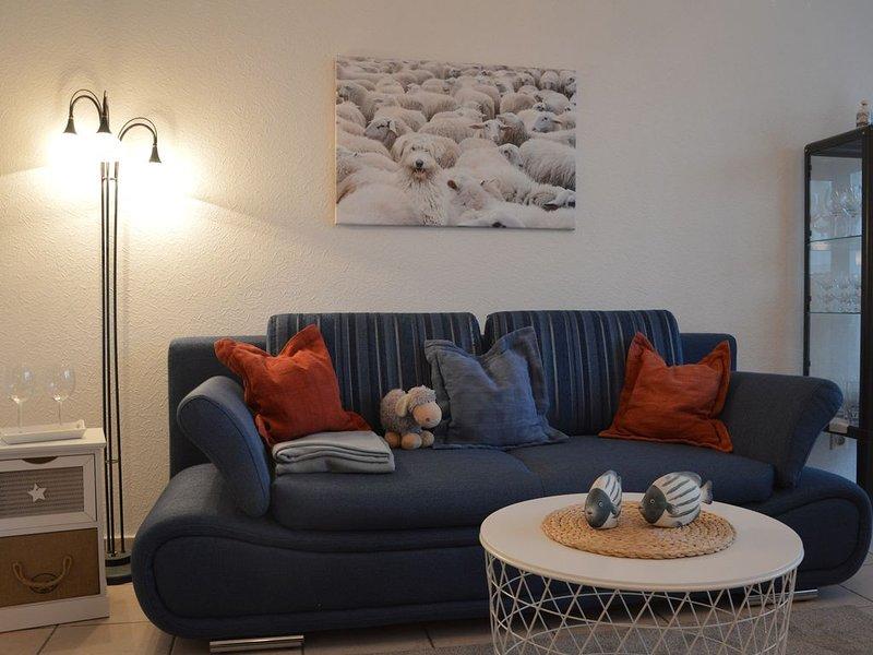Ferienwohnung Büsum für 1 - 3 Personen mit 1 Schlafzimmer - Ferienwohnung, holiday rental in Büsum
