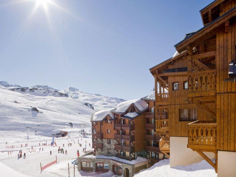 Ferienhaus Montagnettes Soleil 1 (VTH303) in Val Thorens - 8 Personen, 4 Schlafz, aluguéis de temporada em Val Thorens