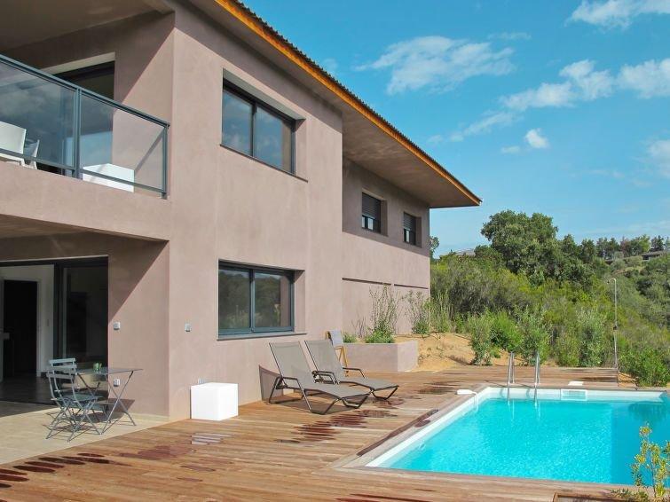 Vacation home in Porticcio, Corsica - 10 persons, 4 bedrooms, holiday rental in Porticcio