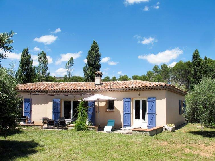 Ferienhaus Les Oliviers (SAE110) in Salernes - 6 Personen, 3 Schlafzimmer, location de vacances à Sillans-la-Cascade