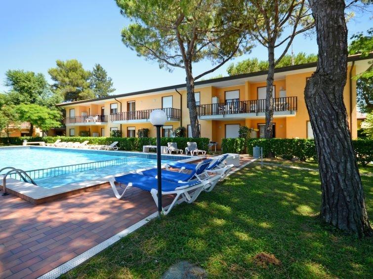 Ferienwohnung Villaggio Gelsomini (BIB570) in Bibione - 6 Personen, 2 Schlafzimm, vakantiewoning in Bibione Pineda